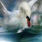 Spirit Of The Swan by Carol  Cavalaris