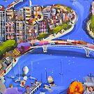 Downstream by Adam Bogusz