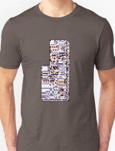 Missingno. Unisex T-Shirt