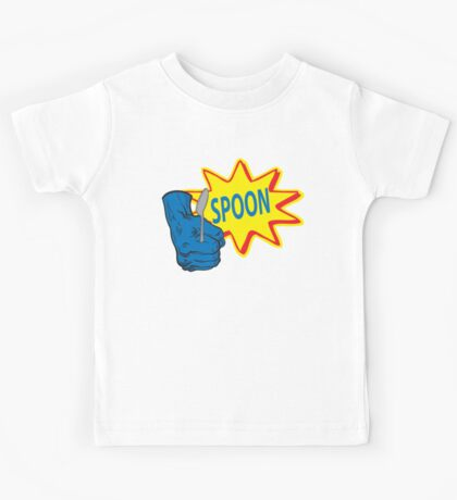 The Tick Spoon! Kids Clothes