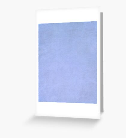 Blue and beyond Greeting Card