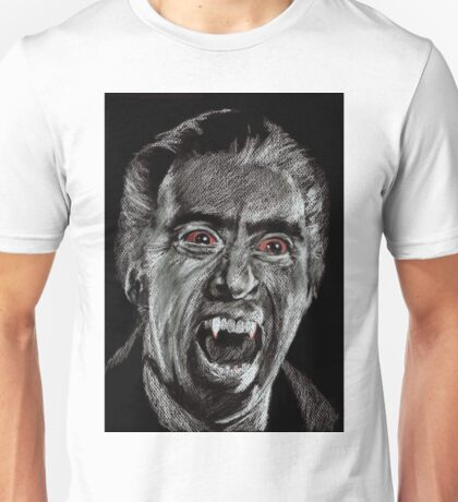 Christopher Lee Unisex T-Shirt