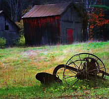 Farm Tools by Nazareth