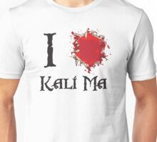 Indiana Jones I love Kali Ma Unisex T-Shirt