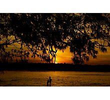 Orange Summer Photographic Print
