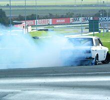 sliding smoke by driftpics