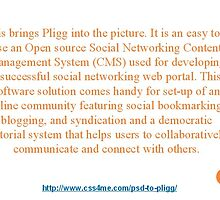 6  Pligg: an Effective Software Solution to feature Online Community. by nels201