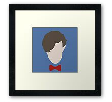 Lonely Doctor Framed Print