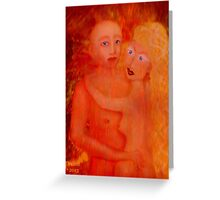 Delusion.......... Greeting Card