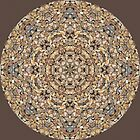 River Pebbles Mandala by haymelter