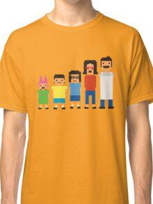 8-Bit Burgers Classic T-Shirt
