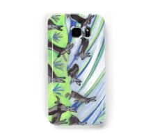 Ten Leaping Hares Samsung Galaxy Case/Skin