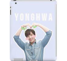 i heart yonghwa  iPad Case/Skin