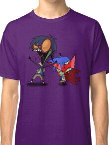 Invader Zim / Gurren Lagann Classic T-Shirt