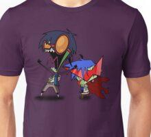 Invader Zim / Gurren Lagann Unisex T-Shirt