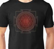 Sri Chakra Australis - Large Unisex T-Shirt
