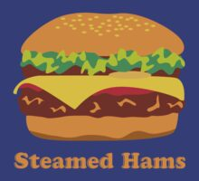 Steamed Hams Simpsons by Bob Buel