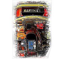 Last Stop Maryhill Poster