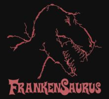 FrankenSaurus - New Dinosaur Species by DarkVotum