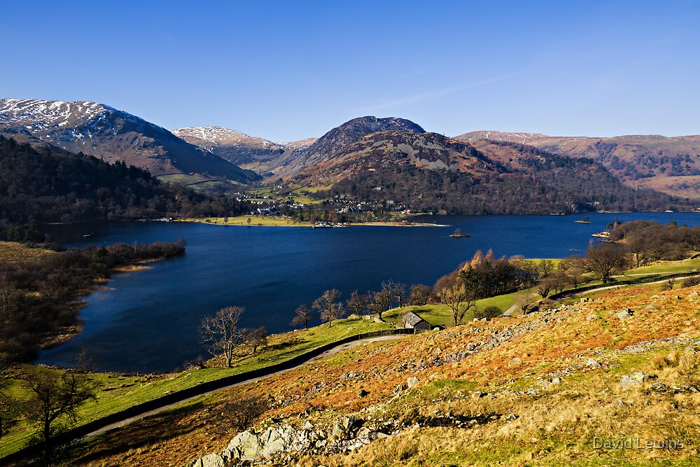 Glenridding - Cumbria by David Lewins