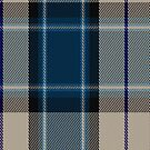 00476 Comrie Navy Blue Fashion Tartan Fabric Print Iphone Case by Detnecs2013