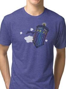 Allons-y! Tri-blend T-Shirt