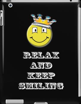 Keep Smiling by John Saldana