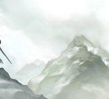 The Mountain by Jon Hodgson