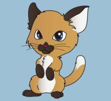 Cute Kitten Kids Clothes