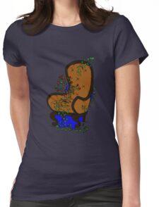 LivingChair Womens Fitted T-Shirt