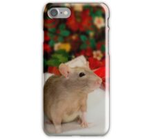Christmas Hansel iPhone Case/Skin