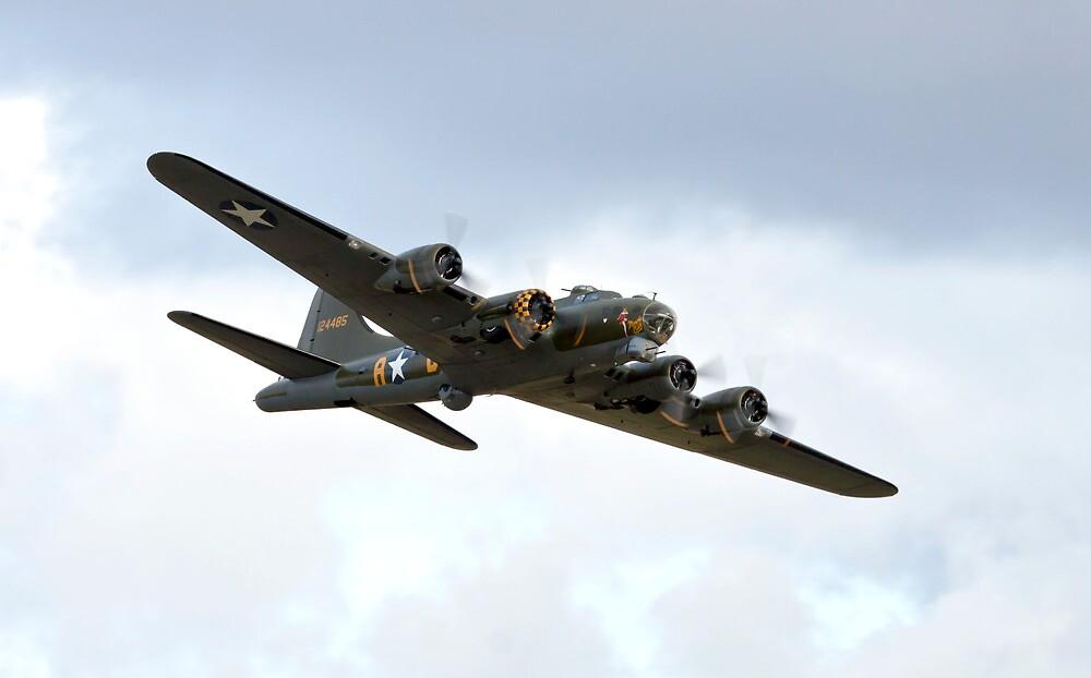 B17G Flying Fortress by PhilEAF92