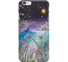 Flower and Haven's View iPhone Case/Skin
