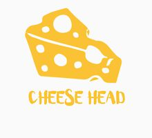 Cheese Head Unisex T-Shirt