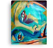 """Doorway to the heart"" Canvas Print"