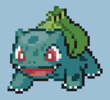 Bulbasaur Pix by Namueh