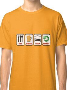 JUST FOR FUN OR STAG OR HEN DO Classic T-Shirt