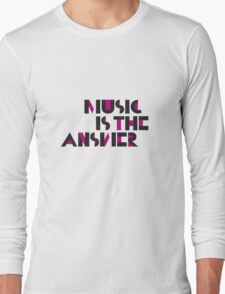 Music is the Answer II T-Shirt
