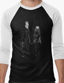 Death Grips The Money Store Men's Baseball ¾ T-Shirt