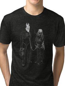 Death Grips The Money Store Tri-blend T-Shirt