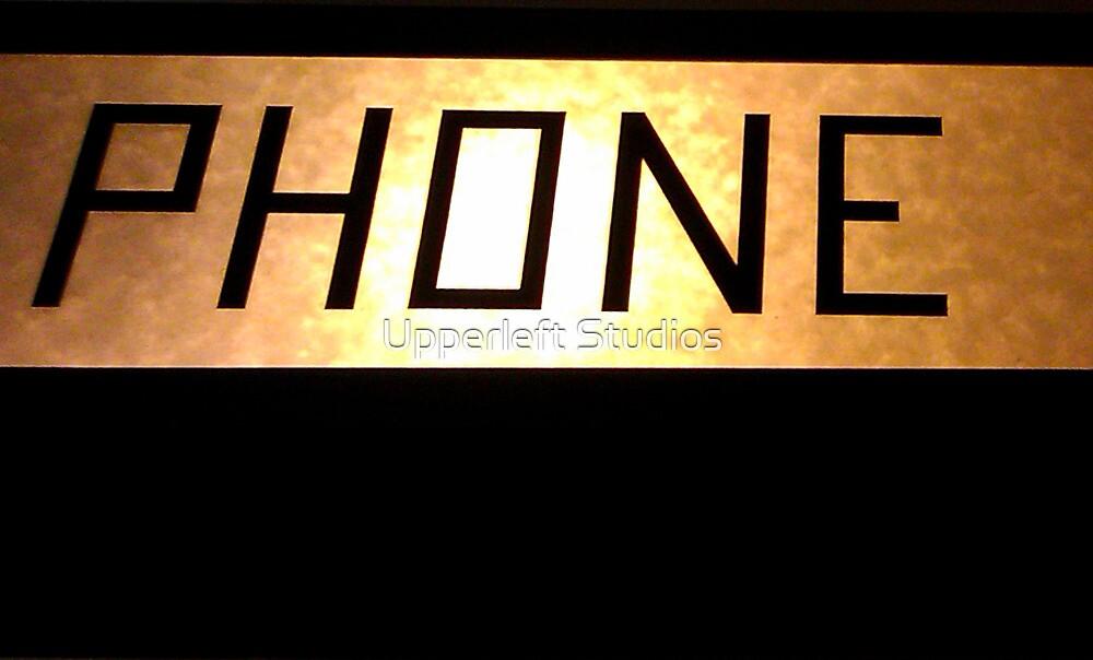 Phone by Upperleft Studios