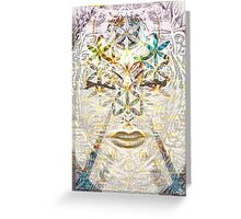 Zion - Pineal Activation Greeting Card