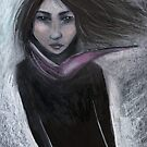 Walk in the wind by Ida Jokela