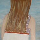 Beach girl by Jacqueline Eirian McKay