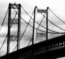 a bridge to cross~ by Brandi Burdick