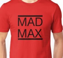 Mad Max (Title) Unisex T-Shirt
