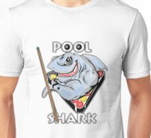 POOL SHARK Unisex T-Shirt