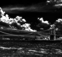 BROOKLYN BRIDGE NOIR by BOLLA67