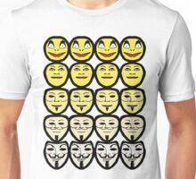 For Vendetta Unisex T-Shirt