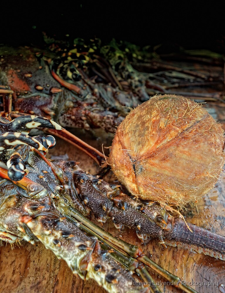 Crawfish and Coconut... by Jeremy Lavender Photography